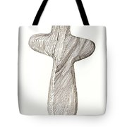 Holding Cross Tote Bag