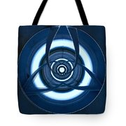 Holding Lines Tote Bag