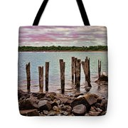 Holding On To Nothing Tote Bag