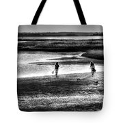 Holding On To Those Years Tote Bag