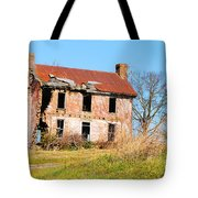 Holding On To Yesterday Tote Bag