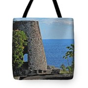Hole In The Tower Tote Bag