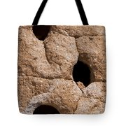 Holes In The Wall Tote Bag
