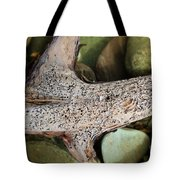 Holey Driftwood Tote Bag