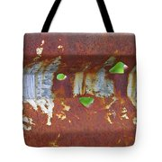 Holey Gate Tote Bag