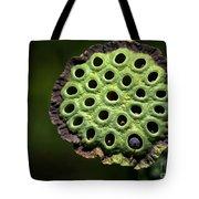 Holey Moley Tote Bag
