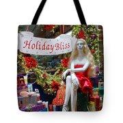 Holiday Bliss Tote Bag