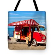 Holiday By The Seaside Tote Bag