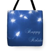 Holiday Card I Tote Bag