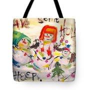 Holiday Cheer Tote Bag