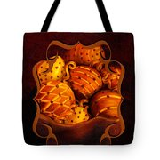 Holiday Citrus Bowl Iphone Case Tote Bag