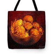 Holiday Citrus Bowl  Tote Bag