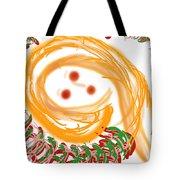 Holiday Depression Tote Bag