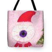 Holiday Eye Tote Bag