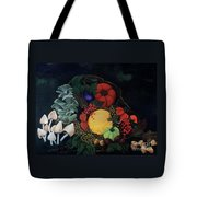 Holiday Harvest Tote Bag