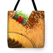 Holiday In The Lighthouse Tote Bag