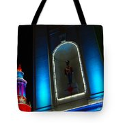 Holiday Lights 2012 Denver City And County Building N2 Tote Bag