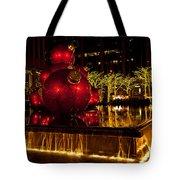 Holiday Peace Tote Bag
