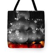 Holiday Reflection Tote Bag