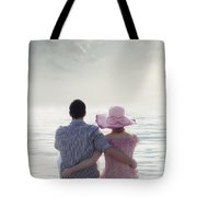 Holiday Romance Tote Bag