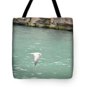 Holiday Scenery Tote Bag