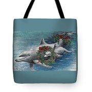Holiday Smile Tote Bag