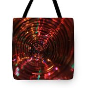 Holiday Sparkle All Profits Go To Hospice Of The Calumet Area Munster Indiana Tote Bag