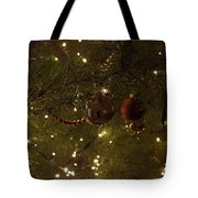 Holiday Sparkle Tote Bag