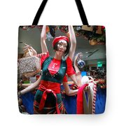 Holiday Stress Tote Bag