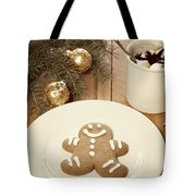 Holiday Treats Tote Bag by Juli Scalzi