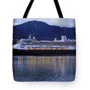 Holland America Volendam Tote Bag
