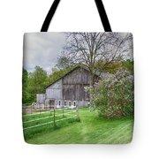 Holland Barn Tote Bag