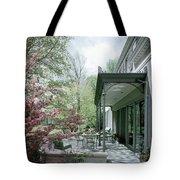 Hollis Baker's Patio Tote Bag