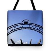 Hollis Gardens Entrance Tote Bag