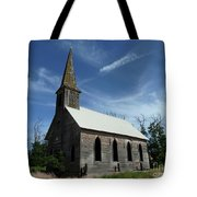 Hollow Heart Tote Bag