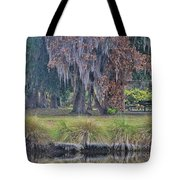 Holly Hill Park Tote Bag