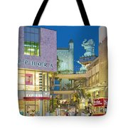 Hollywood And Highland Center Hoillywood Ca  Tote Bag