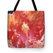 Hollywood Hibiscus Beauty Tote Bag