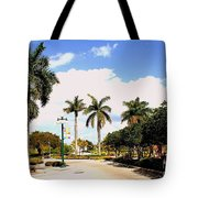 Hollywood Florida Tote Bag