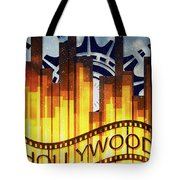 Hollywood Gold Tote Bag