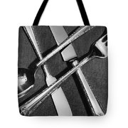 Holmes And Edwards Collection Silverware Tote Bag
