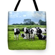 Holstein Heaven Tote Bag