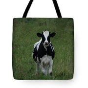 Holstein Hello Tote Bag