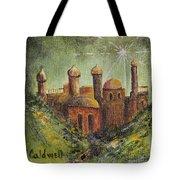 Holy City Tote Bag