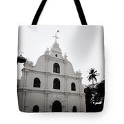 Ethereal Cochin Tote Bag