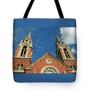 Holy Hill 1  Tote Bag