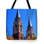 Holy Hill Tote Bag