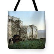 Holy Land: Ruins Tote Bag