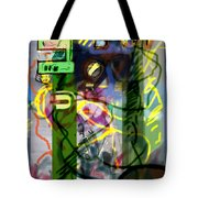 Holy Letters 2c Tote Bag
