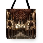 Holy Name Cathedral Tote Bag